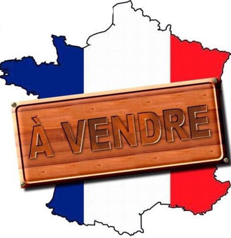 France - Carte - A vendre