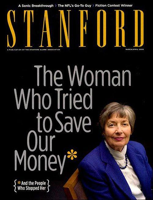 Magazine de l_université de Stanford