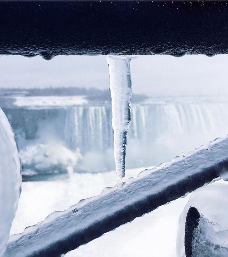 Niagara Falls Frozen - 16