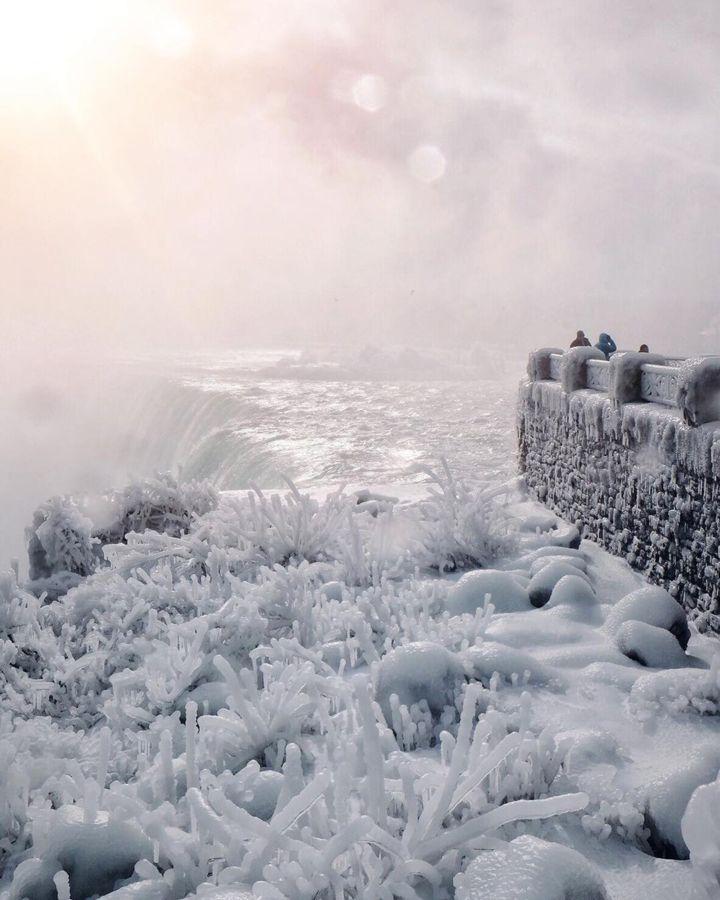 Niagara Falls Frozen - 3