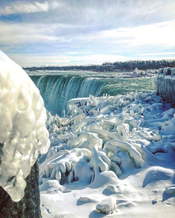 Niagara Falls Frozen - 4