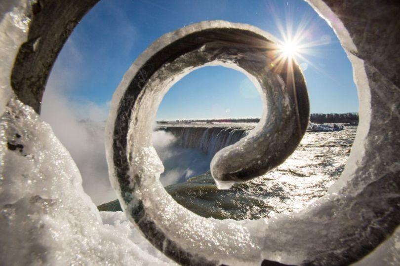 Niagara Falls Frozen - 5