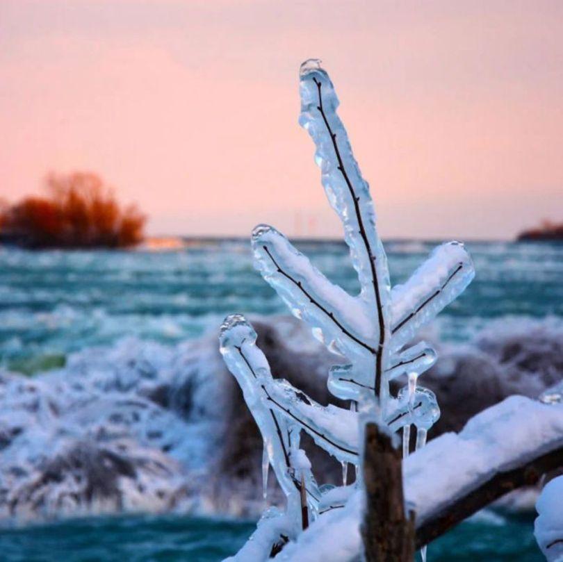 Niagara Falls Frozen - 6
