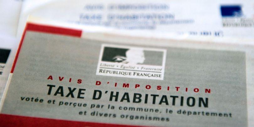 Taxe habitation - Feuille