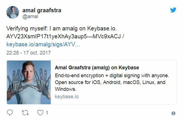 Twitte - Amal Graafstra