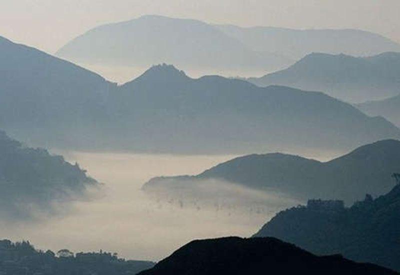 Vallée de Heizhu - Chine