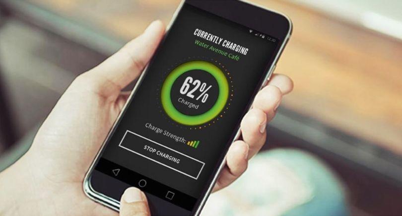 WattUp Mid Field - Smartphone
