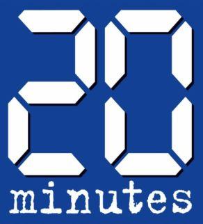 20 mn - Logo