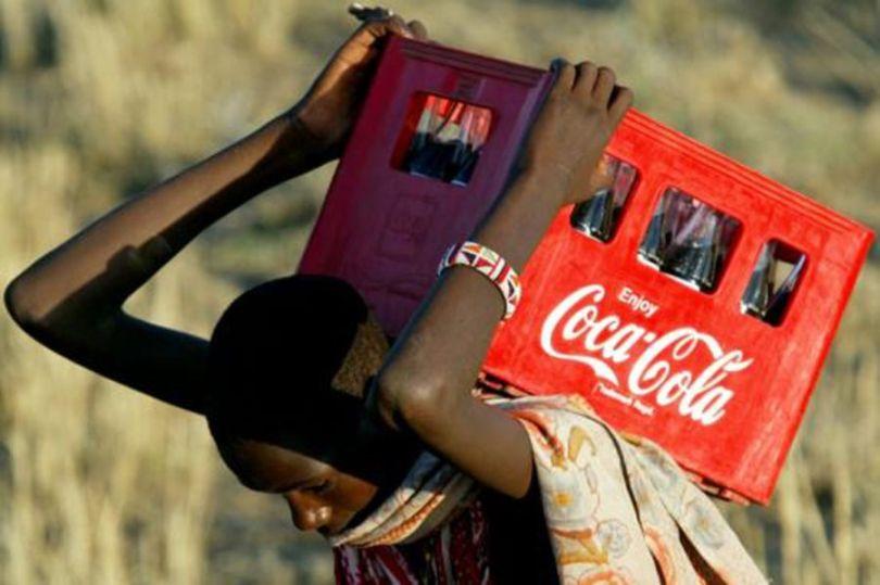 Afrique - Coca Cola