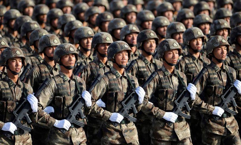 Armée - Chine - 2