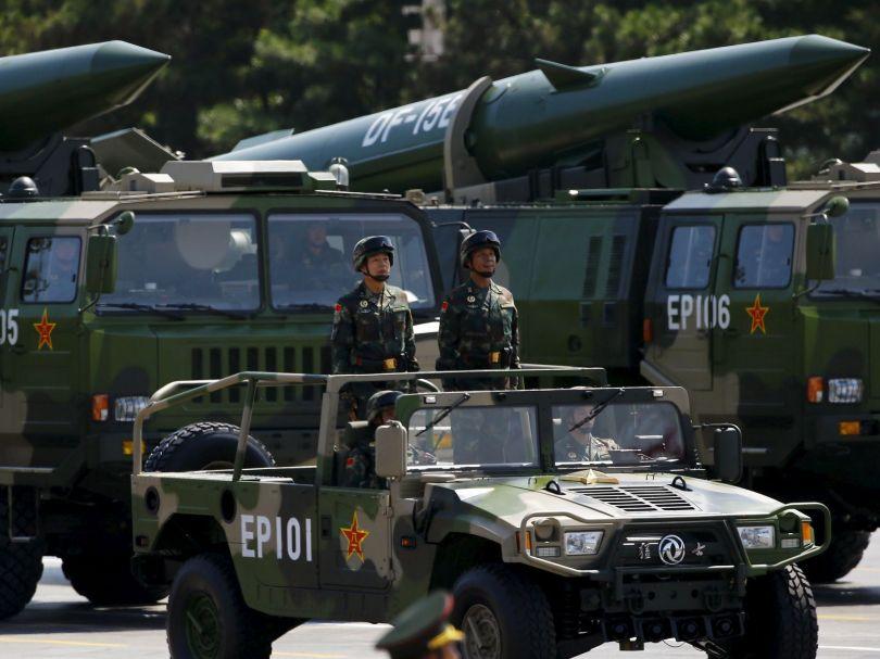 Armée - Chine - 3