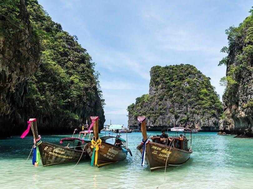 îles thaïlandaises
