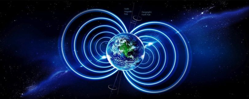 Champ magnétique terrestre - 4