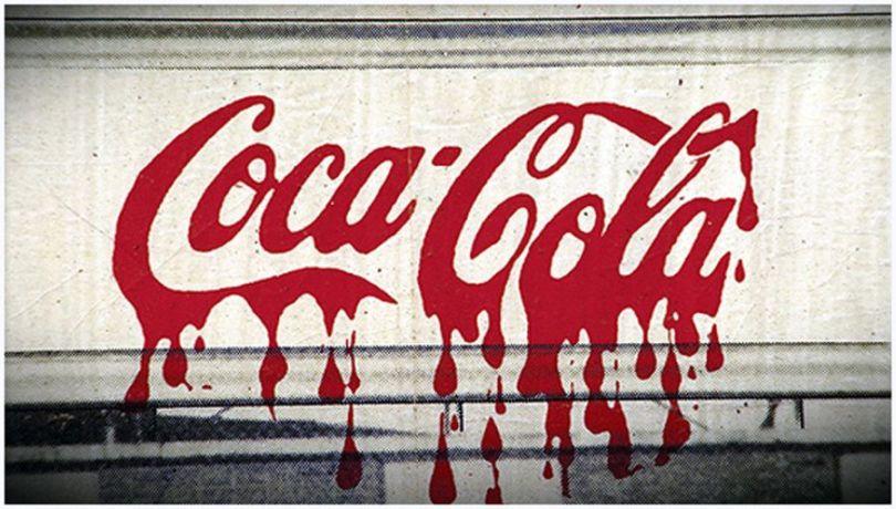 Coca Cola - Sang