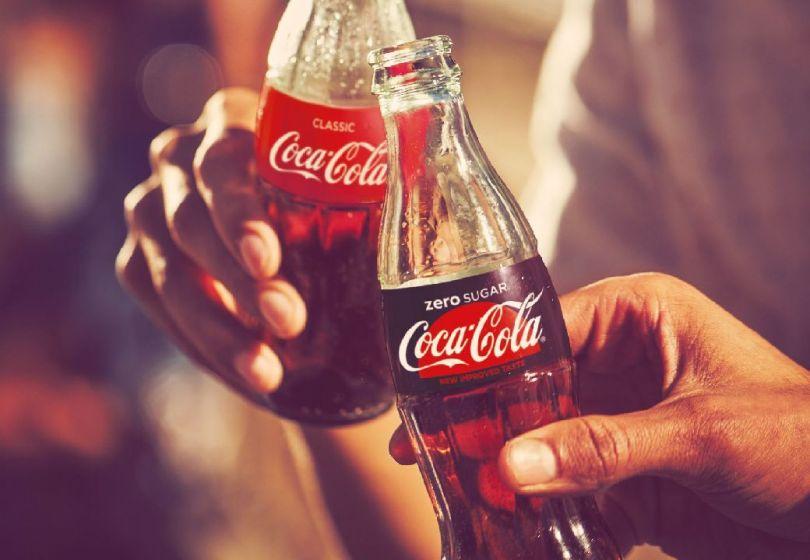 Coca cola - Trinqué