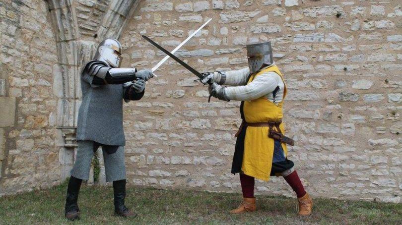 Histoire – Combats médiévaux - 1