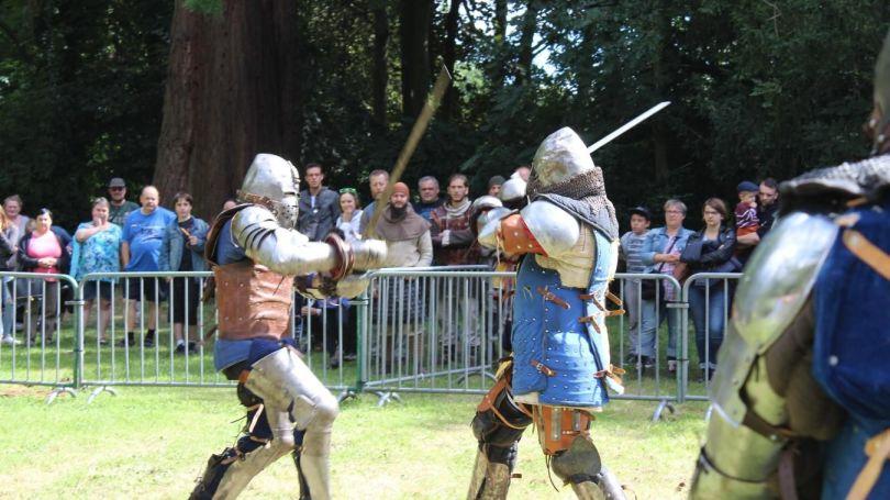 Histoire – Combats médiévaux