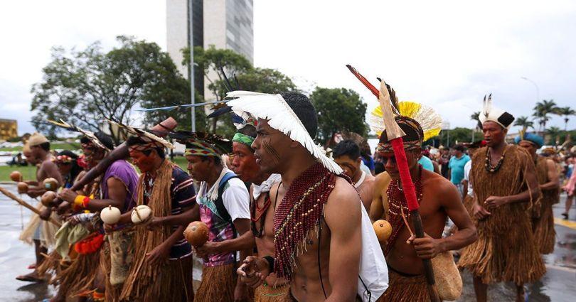 Indiens du Brésil - 1