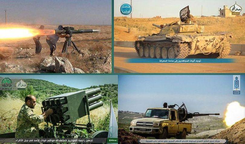 La Guerre Syrienne pour les Nuls - 2