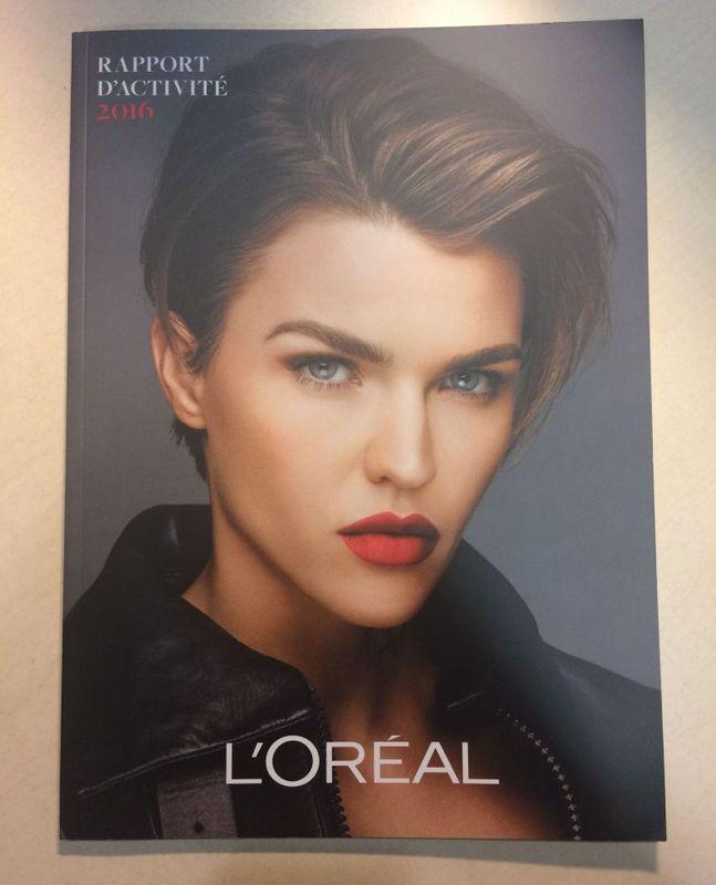L'Oréal - Rapport d'activité
