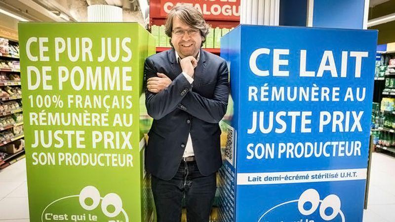 Nicolas Chabanne - C'est qui le patron