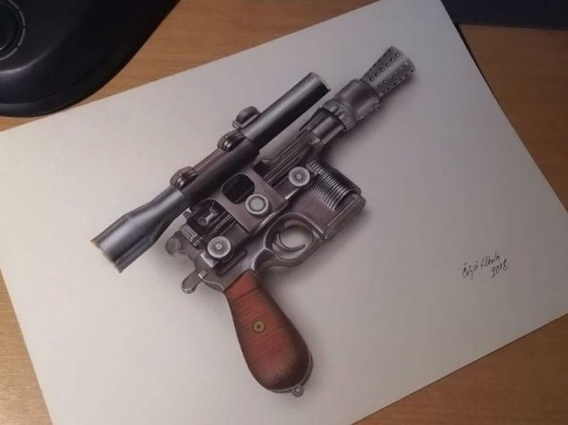 Nikola Culjic – Dessin 3D - 11