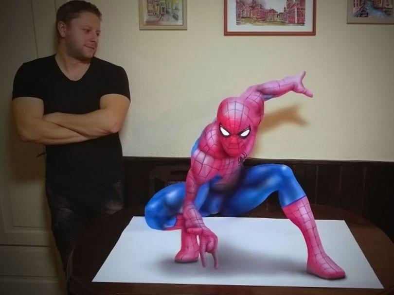 Nikola Culjic – Dessin 3D - 16
