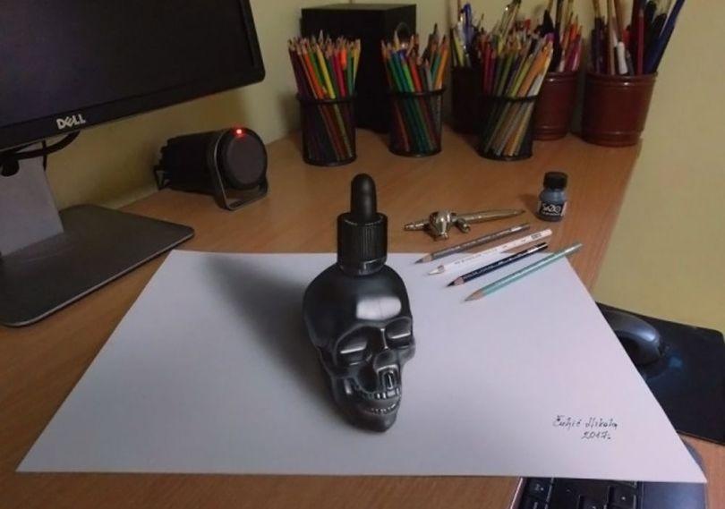 Nikola Culjic – Dessin 3D - 17