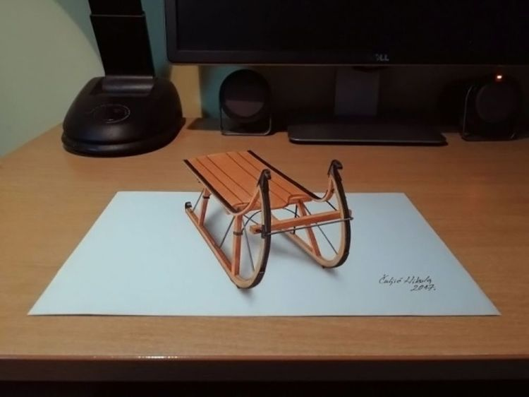 Nikola Culjic – Dessin 3D - 19