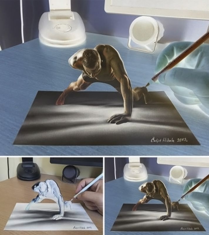 Nikola Culjic – Dessin 3D - 21