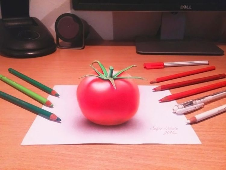 Nikola Culjic – Dessin 3D - 24