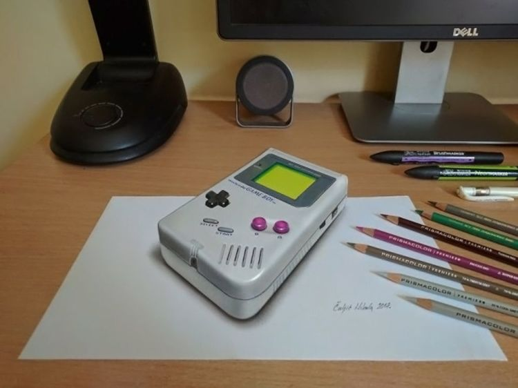 Nikola Culjic – Dessin 3D - 29