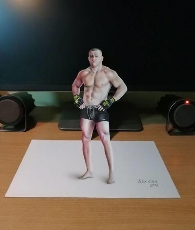 Nikola Culjic – Dessin 3D - 6
