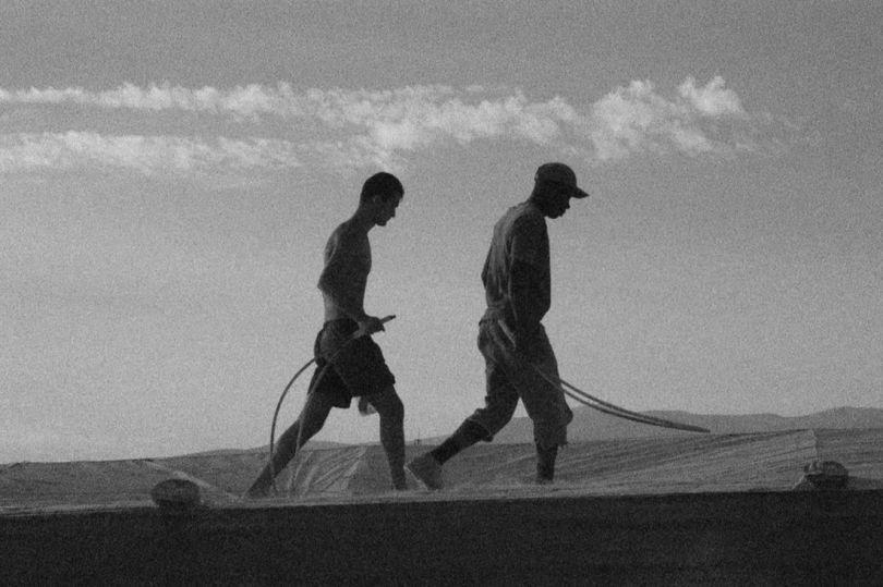 Ouvriers – Andalousie – Espagne