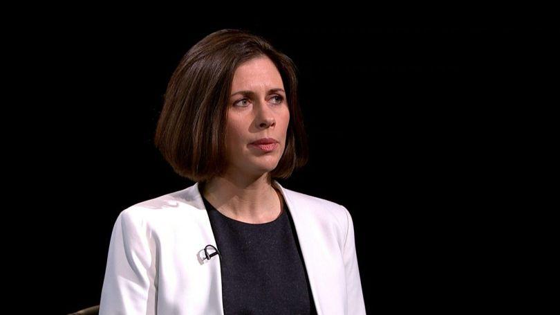 Oxfam whistleblower - Helen Evans