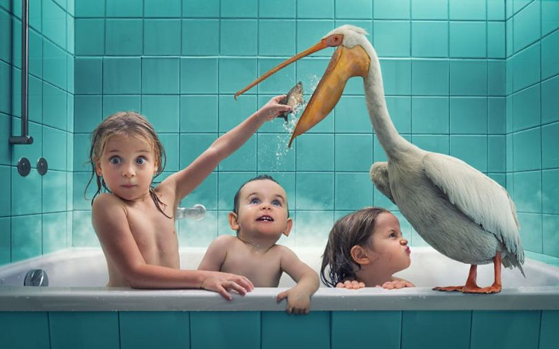 Photomontages – Photoshop - John Wilhelm - 10