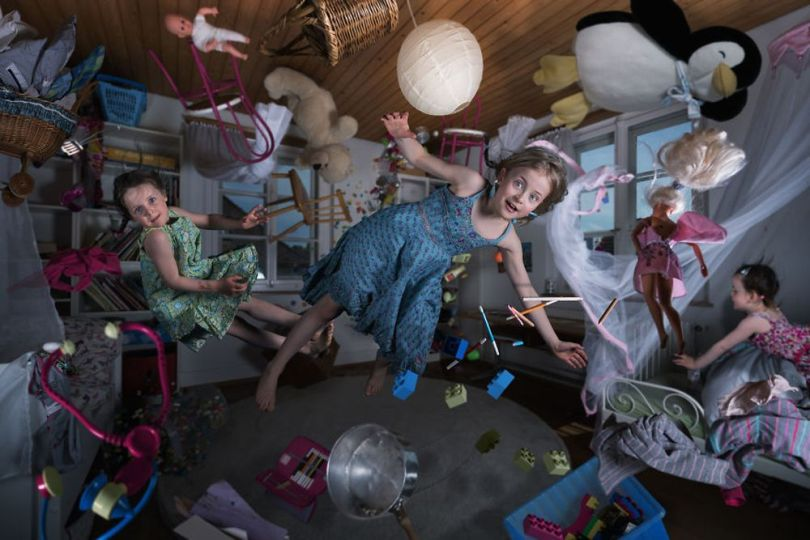 Photomontages – Photoshop - John Wilhelm - 14