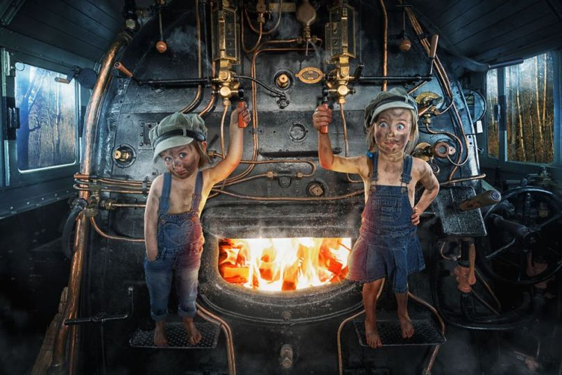Photomontages – Photoshop - John Wilhelm - 24