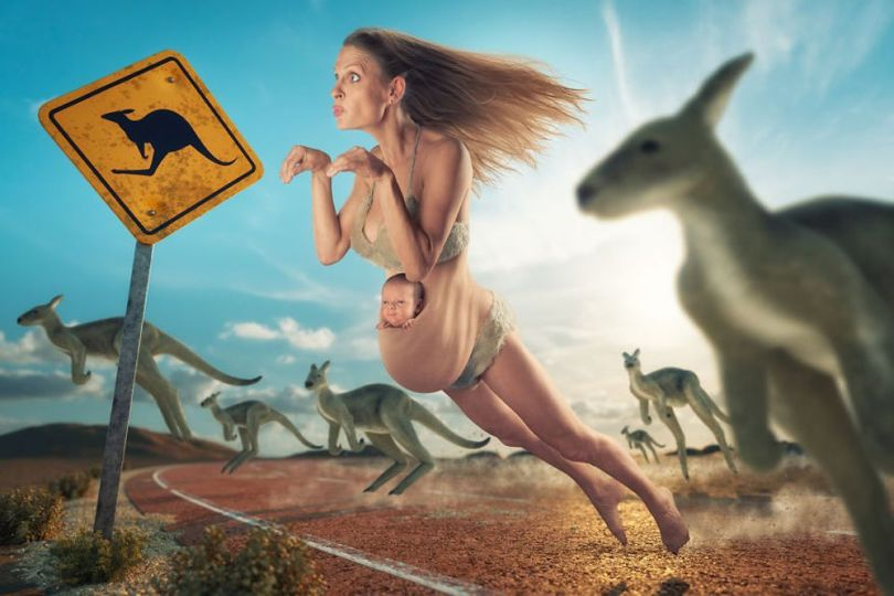 Photomontages – Photoshop - John Wilhelm - 26
