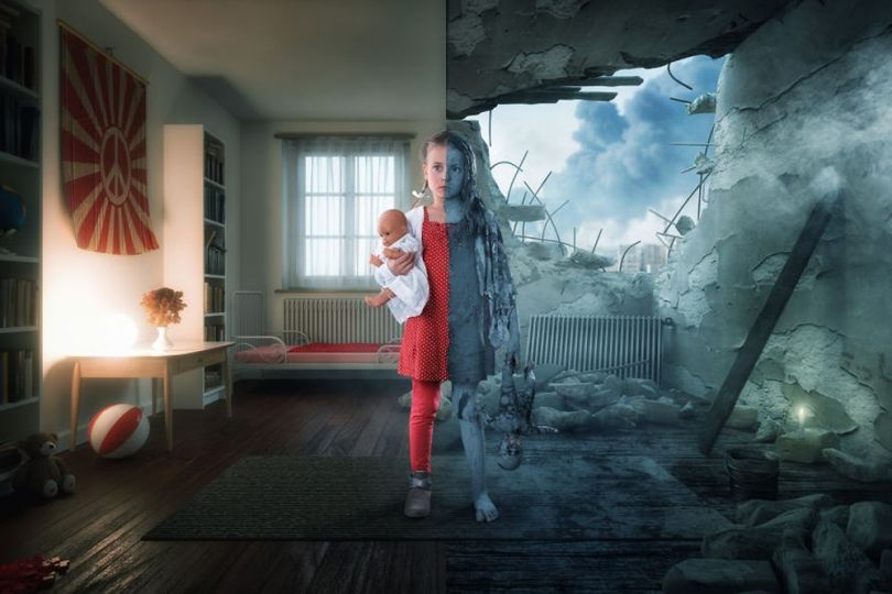 Photomontages – Photoshop - John Wilhelm - 3