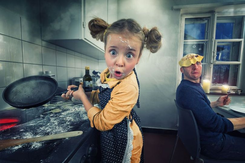 Photomontages – Photoshop - John Wilhelm - 5