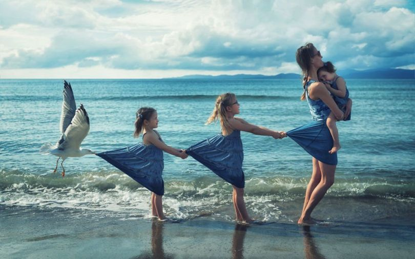 Photomontages – Photoshop - John Wilhelm - 6