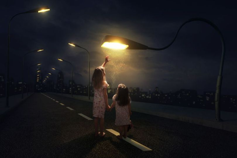 Photomontages – Photoshop - John Wilhelm - 7