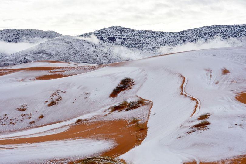 Sahara - Neige