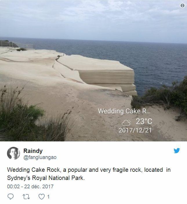 Twitte - Australie