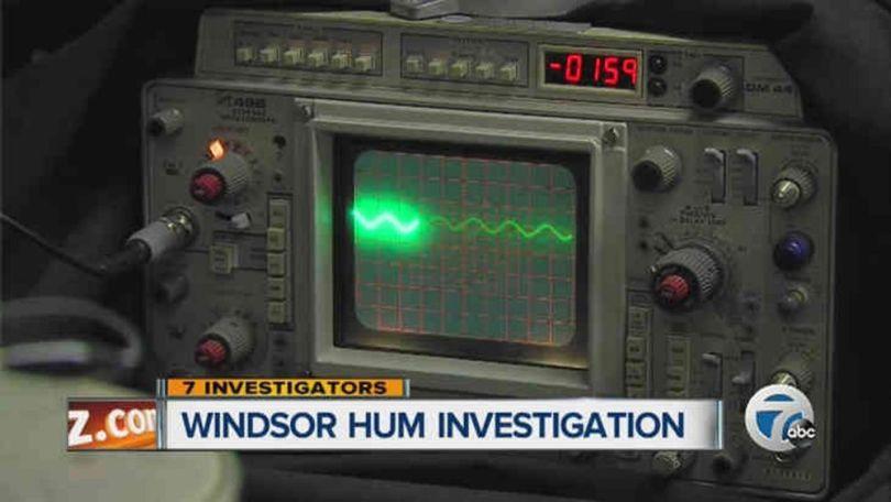 Windsor Hum - 1