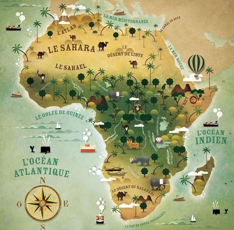 Afrique - 1