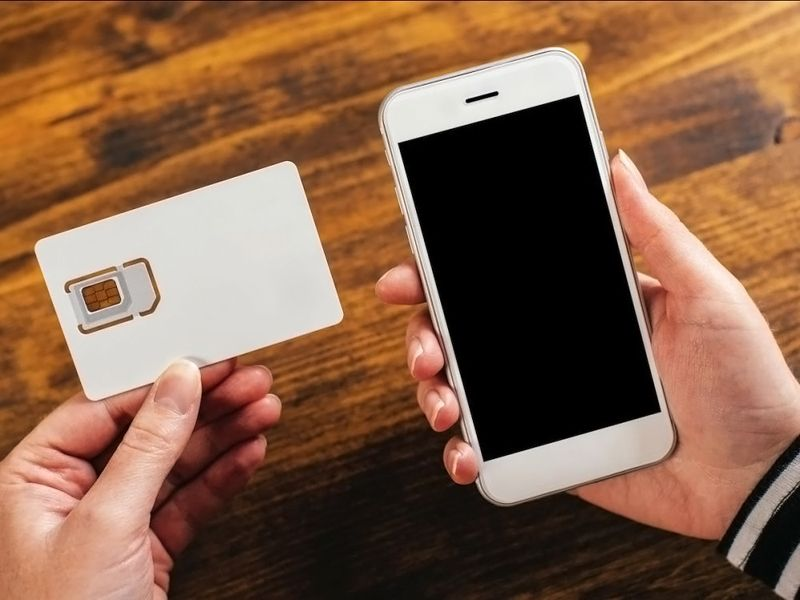 Crta SIM - Smartphone