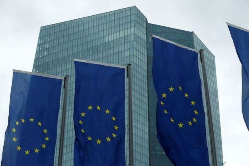 Drapeau européen - BCE