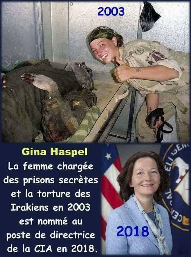 Gina Haspel - CIA - 1